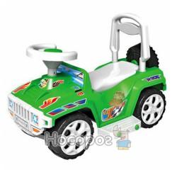 Машинка для катання ОРІОНЧИК зелений 419