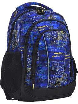 Рюкзак школьный Smart SG-24 City, 39*29*17 (555409) [5056137125869]