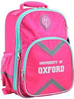 Рюкзак школьный YES OX 379, 40*29.5*12, розовый (555706) [5056137121281]