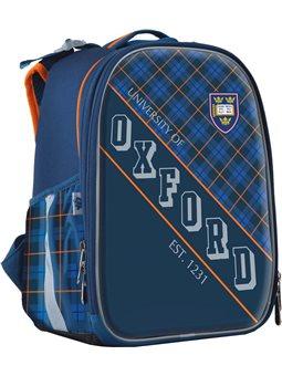 Рюкзак школьный каркасный YES H-25 Oxford, 35*26*16 (555370) [5056137105793]