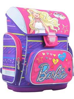 Рюкзак школьный каркасный YES H-26 Barbie, 40*30*16 (554567) [5056137105687]