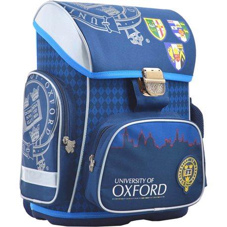 Рюкзак школьный каркасный YES H-26 Oxford, 40*30*16 (555086) [5056137105700]
