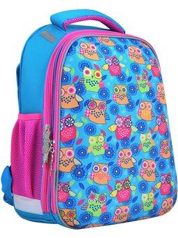 Рюкзак школьный каркасный 1 Вересня H-12-1 Owl, 38*29*15 (554476) [5056137119295]
