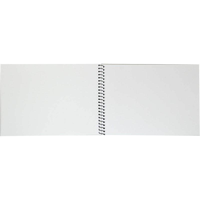 "Фото Альбом для акварели SANTI ""Wonderland"", А4 ""Paper Watercolour Collection"", 10 л., 200г/м2 (742603) [4823092246820]"
