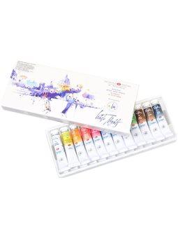 Набор акварельных красок Белые ночи, 12 цв IWS (353248) [4690688012745]