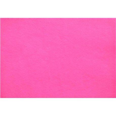 Набор Фетр Santi мягкий, глубокий розовый, 21*30см (10л) (741856) [5056137132379]