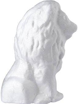 "Набор пенопластовых фигурок SANTI ""Lion"", 1 шт./уп., 16 см. (742641) [5056137170265]"