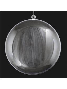 """Набор пластиковых форм Santi """"Плоский шар"""", 11 см, 5шт/уп (741195) [5056137102617]"""