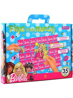 """Набор для творчества """"Find the match"""" Barbie (953019) [4823091900815]"""