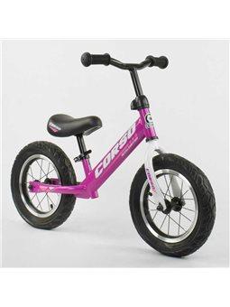 """Велобег """"CORSO"""" 54307 (1) стальная рама, колесо 12"""" надувные колёса [6800082543072]"""