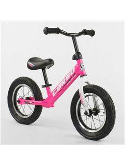 """Велобег """"CORSO"""" 63908 (1) стальная рама, колесо 12"""" надувные колёса [6800082639089]"""