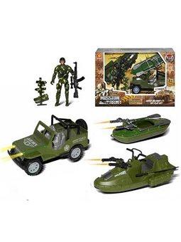 Военный набор HW - M 2706 (60) в коробке [6979135420196]