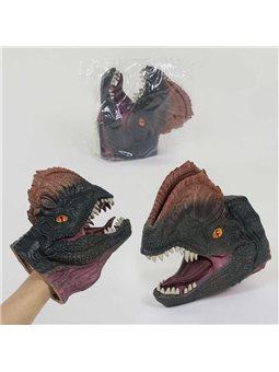 Голова Динозавра Х 313 (36) надевается на руку, в кульке [6966611420344]