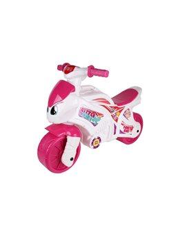 "гр Игрушка ""Мотоцикл"" 7204 (2) цвет розовый ""ТЕХНОК"" [4823037607204]"