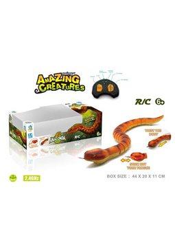 Змея на радиоуправлении 7707 (24) в коробке [6965237081656]