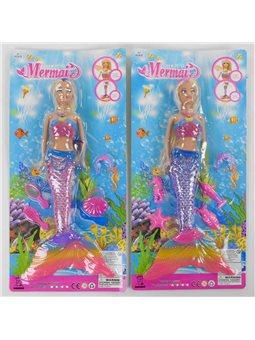 Кукла JL 228-20 A/JL 228-20 B (162/2) 2 вида, свет, на листе [6980521432457]