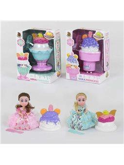 Кукла-мороженое CY 1209 (72/2) пахнет, 2 вида, 1шт в коробке [6974815660312]