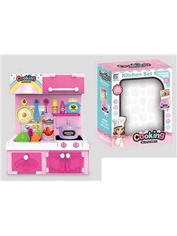 Кухня кукольная 818-185 (72) в коробке [6984539400651]