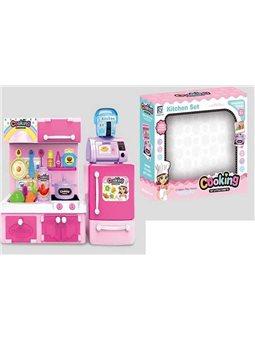 Кухня кукольная 818-187 (60) в коробке [6984539400699]
