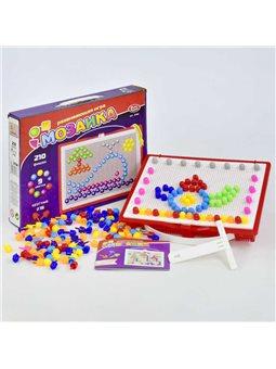 Мозайка 2706 (18/2) Play Smart, 210 фишек, в коробке [6965236270068]