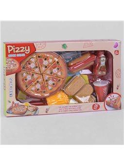 """Набор """"Пицца"""" на липучке 228 A1 (36) в коробке [6984072400835]"""