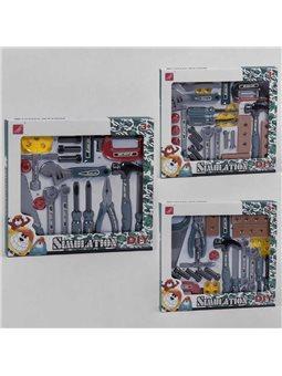 Набор инструментов Н 211 А/ Н 211 В/Н 211 С (48/2) 3 вида, в коробке [6985492400023]