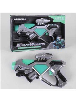 Пистолет 838-3 (48/2) свет, звук, в коробке [6982034411509]