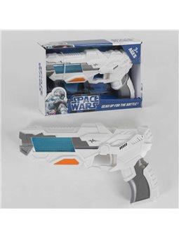 Пистолет 8802 (96/2) свет, звук, в коробке [6973015410024]