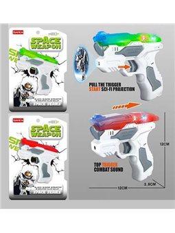 Пистолет КТ 118-28 (120/2) на листе [6984089415242]