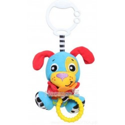 """Дрожащая игрушка-подвеска """"Собачка"""" Playgro 0185471"""