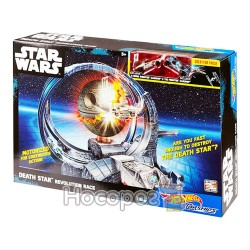 "Игровой набор ""Разгром Звезды Смерти"" Star Wars Hot Wheels DHH82"