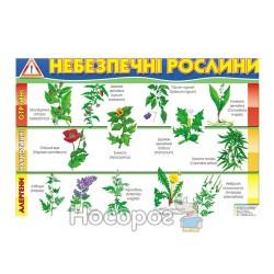 """Опасные растения """"Веско"""" (укр.)"""