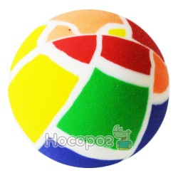 М'яч-попригун Полосатий 9522