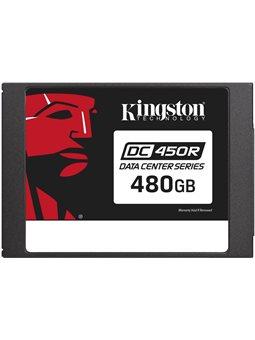 "Твердотельные накопители SSD 2.5 ""Kingston DC450R 480GB SATA 3D TLC"
