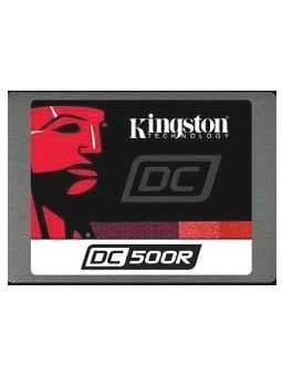 "Твердотельные накопители SSD 2.5 ""Kingston DC500R 480GB SATA 3D TLC"