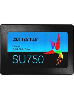 """Твердотельные накопители SSD 2.5 """"ADATA 256GB SU750 SATA 3D TLC"""