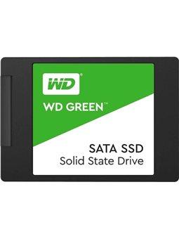"Твердотельной накопители SSD 2.5 ""WD Green 120GB SATA TLC"