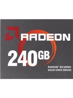 "Твердотельной накопители SSD 2.5 ""AMD Radeon R5 240GB SATA 3D TLC"