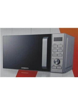 Мiкрохвильова печь Ardesto GO-E735SI 20л / 700Вт / ел.управл. / Серебристая
