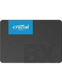 """Твердотельные накопители SSD 2.5 """"Crucial BX500 240GB SATA 3D TLC"""