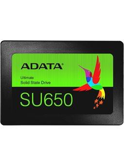 """Твердотельные накопители SSD 2.5 """"ADATA 240GB SU650 SATA 3D TLC"""