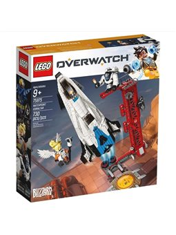 LEGO Overwatch® Сторожова застава: Гібралтар (75975)