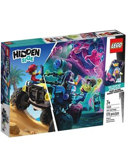 LEGO Hidden Side Пляжний баггі Джека (70428)