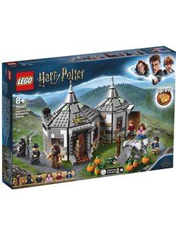 LEGO Harry Potter™ Хатинка Геґріда: порятунок Бакбика (75947)