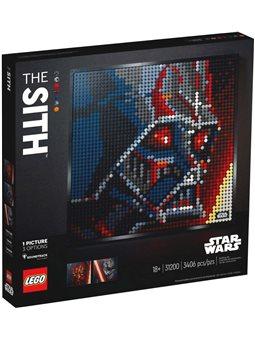 LEGO Art Сітхі (31200)