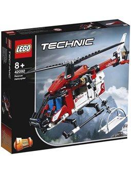 LEGO Technic Рятувальний гелікоптер (42092)
