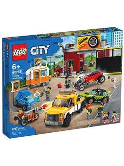 LEGO City Майстерня тюнингу (60258)