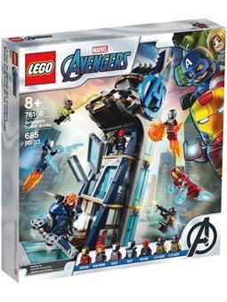 LEGO Super Heroes Бій у вежі Месників (76166)