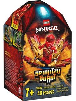 LEGO Ninjago Турбо спін-джитсу: Кай (70686)