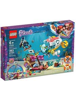 LEGO Friends Місія з порятунку дельфінів (41378)